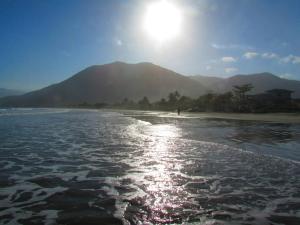 Chalés Céu e Mar Ubatuba, Penzióny  Ubatuba - big - 61