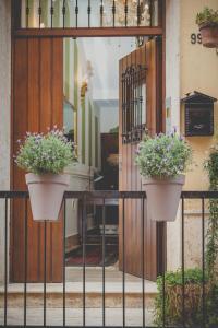 Casa Quinzio B&B, Bed & Breakfasts  Balestrate - big - 45