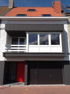 De Roeschaard, Дома для отпуска  Кнокке-Хейст - big - 11