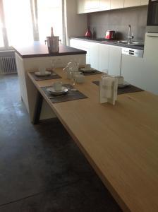 De Roeschaard, Дома для отпуска  Кнокке-Хейст - big - 2