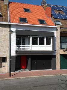 De Roeschaard, Дома для отпуска  Кнокке-Хейст - big - 1