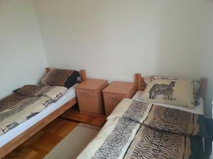 New Airport Apartments, Apartmanok  Belgrád - big - 7