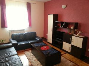 New Airport Apartments, Apartmanok  Belgrád - big - 3