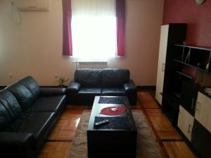New Airport Apartments, Apartmanok  Belgrád - big - 2