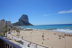 Holiday Apartment Calpe Playa, Apartments  Calpe - big - 17