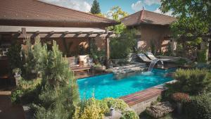 Luxus Wellness Apartman