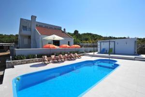 Dalmatian villa Mia 55