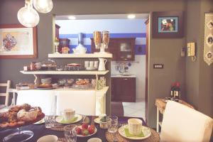 Casa Quinzio B&B, Bed & Breakfasts  Balestrate - big - 41
