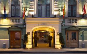 Отель Гельвеция - фото 3