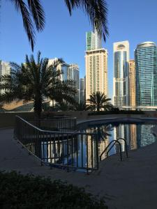 Nirvana Holiday Homes -Dream Tower 1, Dubai Marina
