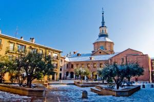 Ciudad de Alcala, Hotely  Alcalá de Henares - big - 24