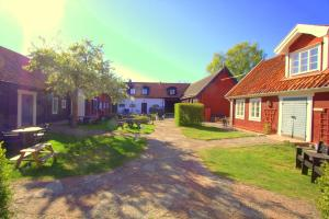 Eksgården Krog & Rum, Guest houses  Färjestaden - big - 14