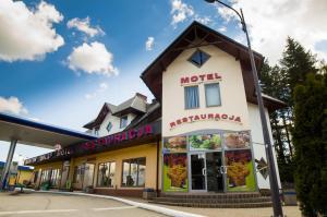 Motel Statoil Chyzne