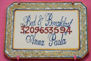 Bed&Breakfast Annapaola