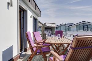 Ferienwohnungen Strandvilla Börgerende, Apartmány  Börgerende-Rethwisch - big - 5