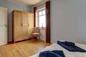 Ferienwohnungen Strandvilla Börgerende, Apartmány  Börgerende-Rethwisch - big - 17