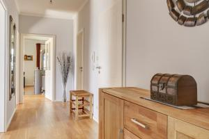 Ferienwohnungen Strandvilla Börgerende, Apartmány  Börgerende-Rethwisch - big - 54