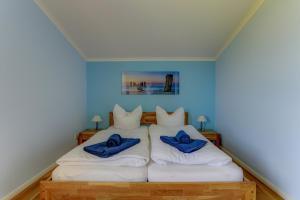 Ferienwohnungen Strandvilla Börgerende, Apartmány  Börgerende-Rethwisch - big - 51