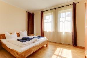 Ferienwohnungen Strandvilla Börgerende, Apartmány  Börgerende-Rethwisch - big - 16