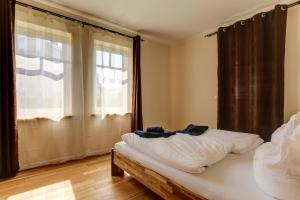 Ferienwohnungen Strandvilla Börgerende, Apartmány  Börgerende-Rethwisch - big - 22