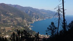 Raggi di Sole, Penziony  Monterosso al Mare - big - 20