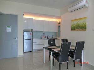 Luxury Tropez Residence, Апартаменты  Джохор-Бару - big - 15