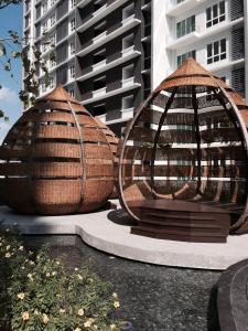 Luxury Tropez Residence, Апартаменты  Джохор-Бару - big - 24