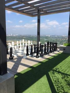 Luxury Tropez Residence, Апартаменты  Джохор-Бару - big - 28