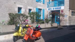Hotel Au Marais