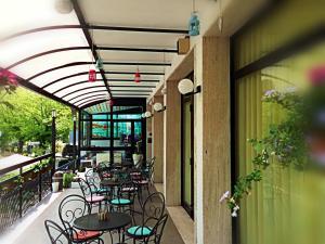 Hotel Lux, Hotel  Cesenatico - big - 43