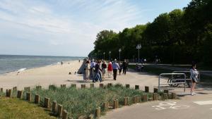 Apartament Bulwar, Ferienwohnungen  Gdynia - big - 33