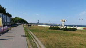 Apartament Bulwar, Ferienwohnungen  Gdynia - big - 36
