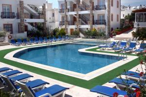 Agar Apart Hotel, Residence  Gümbet - big - 2