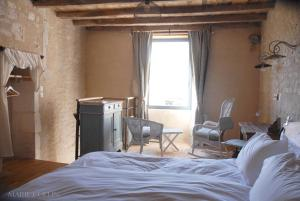 Domaine De Chantemerle B'nB, Bed & Breakfast  Marsac - big - 29