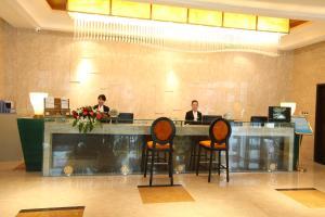 Meilihua Hotel, Отели  Чэнду - big - 22