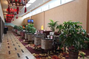 Meilihua Hotel, Отели  Чэнду - big - 26