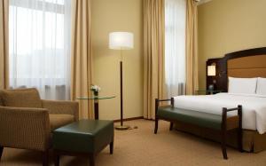 Отель Хилтон Москва Ленинградская - фото 24