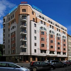 Отель Парк Инн от Рэдиссон Саду - фото 2