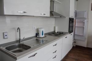 Cozy Apartment in Zemun, Apartmanok  Belgrád - big - 2