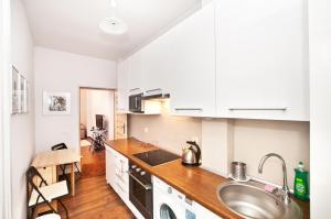 Apartament Łagiewniki, Appartamenti  Danzica - big - 7