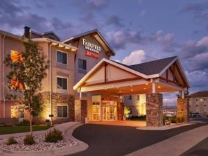 Отель «Fairfield Inn and Suites by Marriott Laramie», Ларами