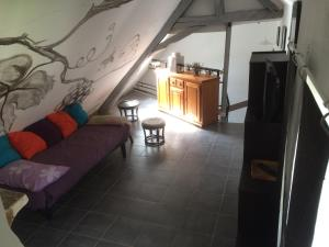 Gîte De La Tour, Nyaralók  Avallon - big - 23