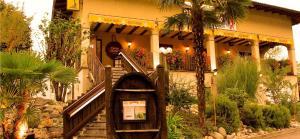 Ristorante Borgovecchio - Hotel - Balerna