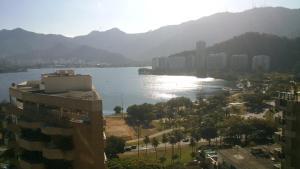 Apartamento Lagoa Ipanema, Pensionen  Rio de Janeiro - big - 14