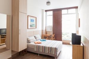 Alex Rio Flats Studio with Balcony, Apartmanok  Rio de Janeiro - big - 30