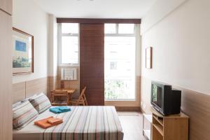 Alex Rio Flats Studio with Balcony, Apartmanok  Rio de Janeiro - big - 37