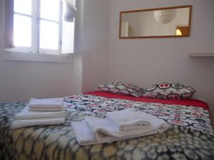 Courtyard House in Alfama, Appartamenti  Lisbona - big - 49