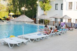 Hotel Atrium, Szállodák  Bodrum City - big - 52