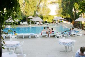 Hotel Atrium, Hotely  Bodrum - big - 53