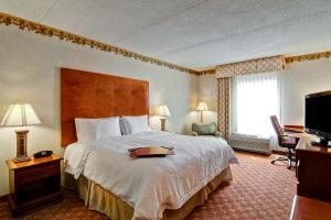Hampton Inn & Suites Leesburg, Szállodák  Leesburg - big - 3
